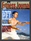 Scott Cole cover photo, Idea Fitness Journal