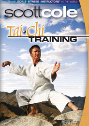 Scott Cole Tai Chi Training