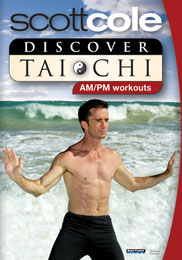 Scott Cole Discover Tai Chi AM PM workouts