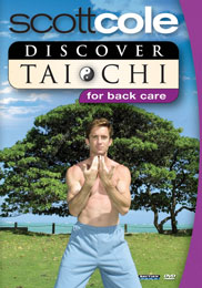 Scott Cole Discover Tai Chi for back care