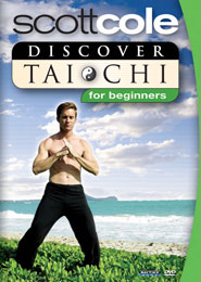 Scott Cole Discover Tai Chi for beginners