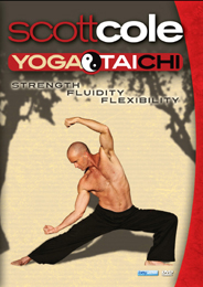 Scott Cole Yoga Tai Chi DVD