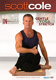 Scott Cole Discover Gentle Yoga Stretch DVD