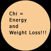 Chi Equals Energy and Weight Loss. Click to view ...