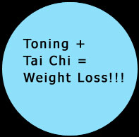 Toning Plus Tai Chi Equals Weight Loss. Click to read more ...
